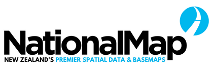 NationalMap Basemaps and Data