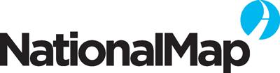 NationalMap Logo