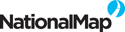 NationalMap Logo