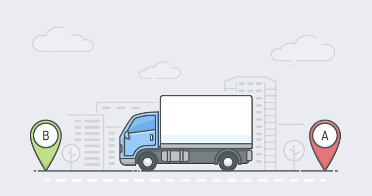 shutterstock_627370640 Delivery Truck